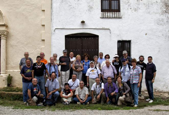 Foto de grup a Campdàsens - r