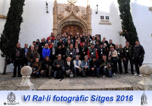 6 ral.li fotogràfic de Sitges